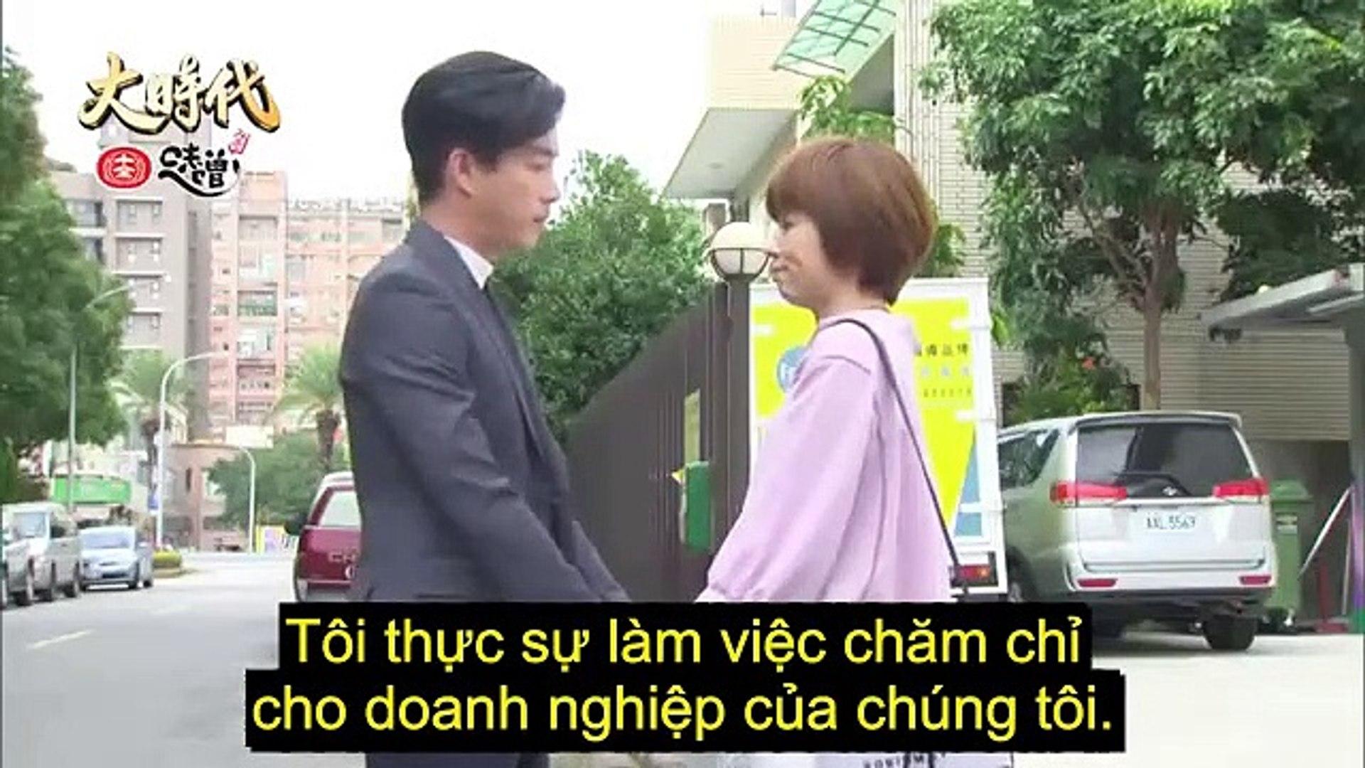 Đại Thời Đại Tập 229 - Phim Đài Loan - THVL1 Lồng Tiếng - Phim Dai Thoi Dai Tap 230 - Phim Dai Thoi