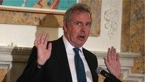 Former UK Ambassador's Memo Says Trump Left Iran Deal Because Of Barack Obama