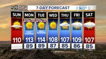 FORECAST: Dangerous temps this week