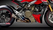 New Ducati Streetfighter V4 Version Red 2020 |  Ducati V4 Engine Superbike | Mich Motorcycle