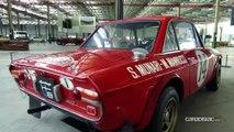 Road trip en Italie : visite du FCA Heritage Hub et ses 250 Lancia, Alfa Romeo, Fiat et Abarth d'exception