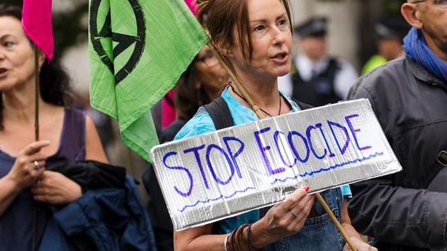 Impossible to ignore: Inside Extinction Rebellion | earthrise
