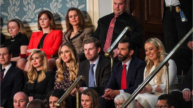 Trump Family Makes 2020 Reelection Family Affair