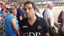 Championnats de france boules quadrettes : la réaction de Fabrice La Posta