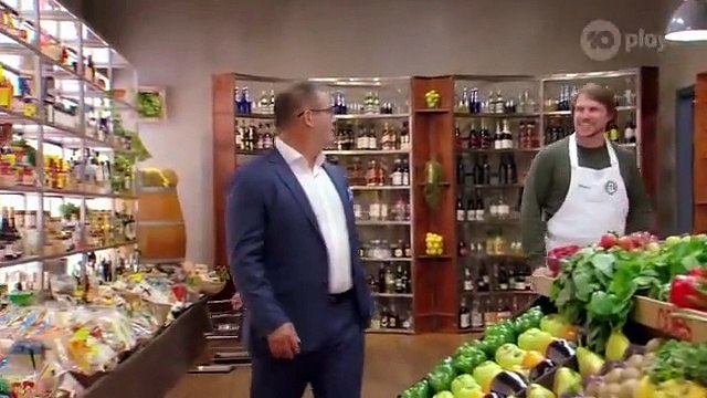 Masterchef Australia S11E55 Mystery Box Challenge & Invention Test - The Loved One's Selection - Part 02