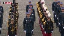 Les blessées aux Armées à l'honneur du 14 juillet