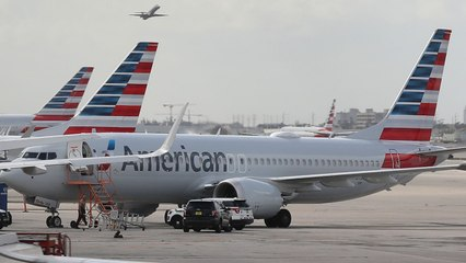 American Airlines Extends Flight Cancellations Due To New Boeing 737 Flaw