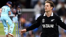 CWC 2019 Final ENG vs NZ: Lockie Ferguson remove Jonny Bairstow & Eoin Morgan | वनइंडिया हिंदी
