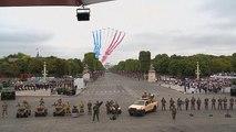 14-Juillet : images du défilé militaire