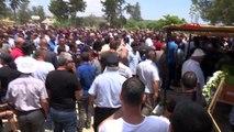 KKTC'de hayatını kaybeden 4 kişilik aile toprağa verildi -YENİDEN