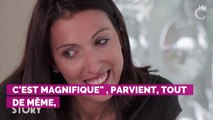 PHOTOS. Jennifer, la femme d'Olivier Giroud, fond en larmes ap...