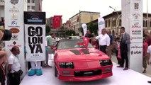 Çorum'da Klasik Otomobil Yarışması