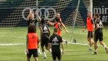 El Real Madrid arranca su quinta jornada de pretemporada en Montreal