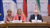 Reino Unido, Francia y Alemania reiteran su apoyo al acuerdo nuclear con Irán