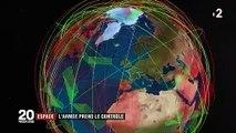 Défense : pourquoi Emmanuel Macron veut un commandement militaire de l'espace
