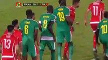 Senegal vs Tunisia 1 - 0 Dylan Bronn Own Goal