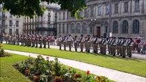 Les images de la cérémonie du 14-Juillet