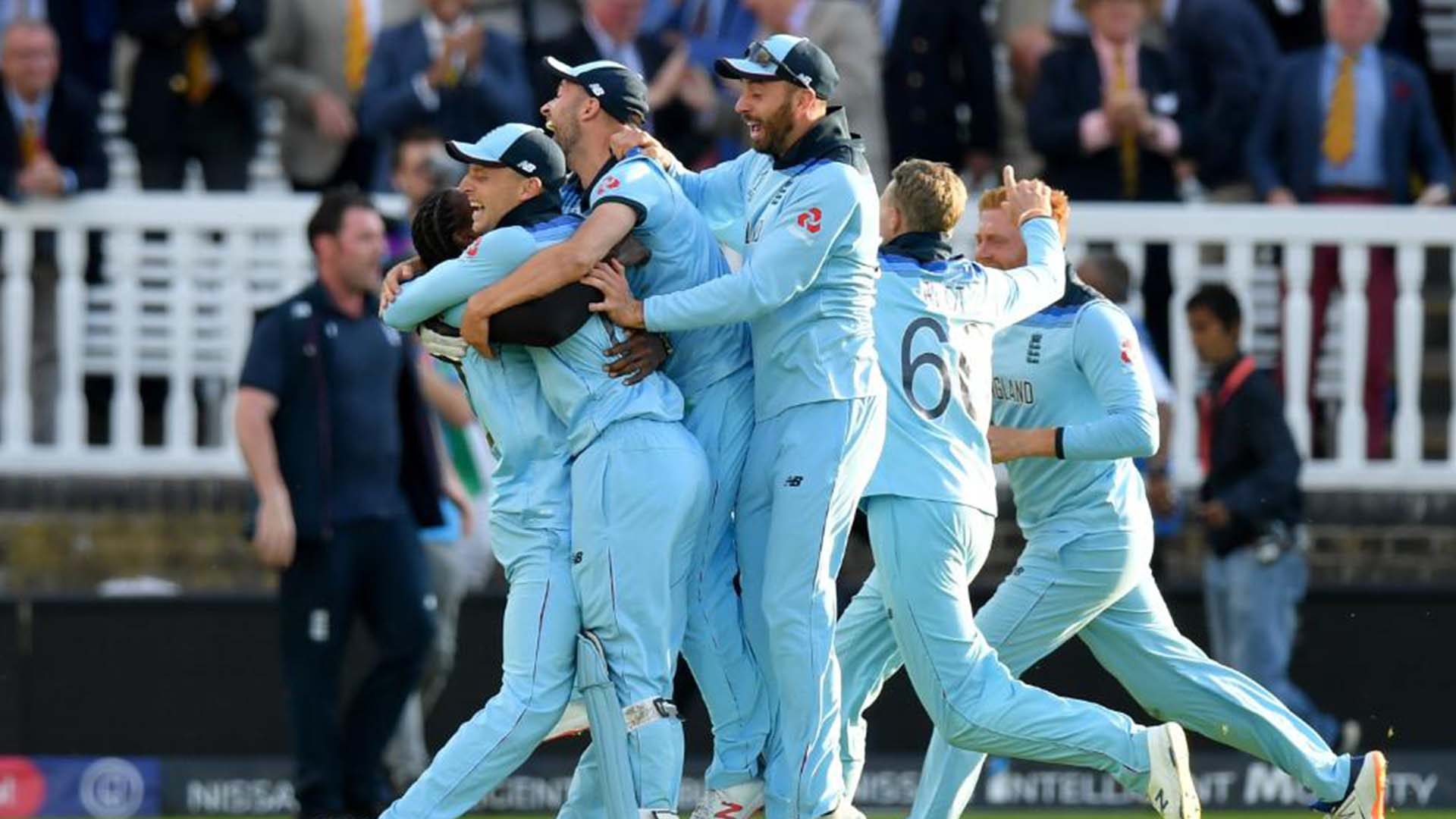 England win World Cup 2019 despite Super Over tie