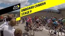 Onboard camera - Étape 9 / Stage 9 - Tour de France 2019