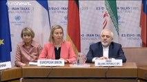 Verstöße gegen das Atomabkommen: Warnung an den Iran