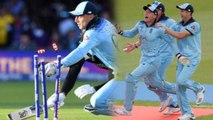 World Cup FINAL 2019 ENG vs NZ: England win World Cup in dramatic Super Over | वनइंडिया हिंदी