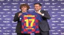 Barça - Griezmann portera le numéro 17
