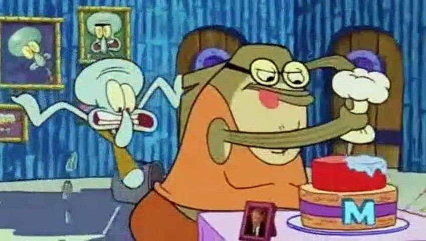 SpongeBob SquarePants S13E10 - SpongeBob's Big Birthday Blowout