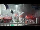 Crazy Storm in Greece Makes Huge Mess