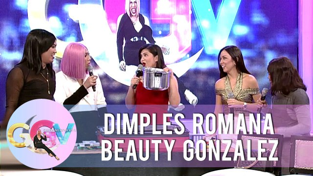 Vice Ganda bag raids Daniela's famous luggage | GGV
