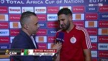 """Riyad Mahrez : """"J'ai pris mes responsabilités"""""""