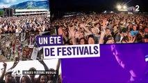 Un été de festivals : sur la route avec Boulevard des airs