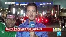 CAN-2019 : L'Algérie domine, grâce à Mahrez, le Nigeria (-1) et file en finale
