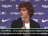 """Barça - Griezmann : """"J'ai fait des erreurs, mais je n'ai rien à me reprocher"""""""