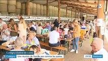 Saône-et-Loire : une réunion de famille extraordinaire