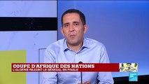 """CAN-2019 : """"Le Sénégal joue avec une énorme pression"""""""