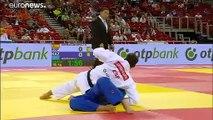 Judo,  Budapest Grand Prix: altri due ori per judoka nipponici