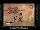 Video chute de + de 15 metres en skate X-Games