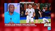 """CAN-2019 : L'Algérie en finale : """"Riyad Mahrez a pris ses responsabilités"""""""
