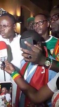 Les lions en finale: La réaction du ministre Matar Ba