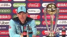 Eoin Morgan post Cricket World Cup final