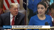 Trump 'Go Back' Tweets at Congresswomen Spark Furor