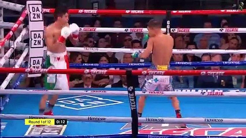 Rey Vargas vs Tomoki Kameda (13-07-2019) Full Fight