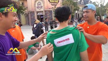 Running man Việt Nam - Chạy Đi Chờ Chi - Trấn Thành, Song Luân, Liên Bỉnh Phát bị ép - cởi trần đọ cơ (Hậu trường)