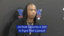 Ja Rule Catches A Break From Fyre Fest Case