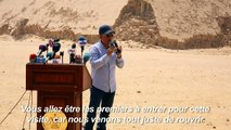 Egypte: ouverture au public de deux nouvelles pyramides