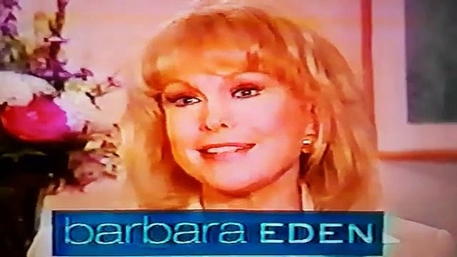 Women of Television # 3 - Barbara Eden Interview