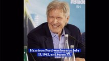 Harrison Ford Is A National Treasure