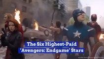 The Big Money For 'Avengers: Endgame' Stars