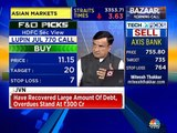 Here are some F&O recommendations from stock expert VK Sharma of HDFC Securities