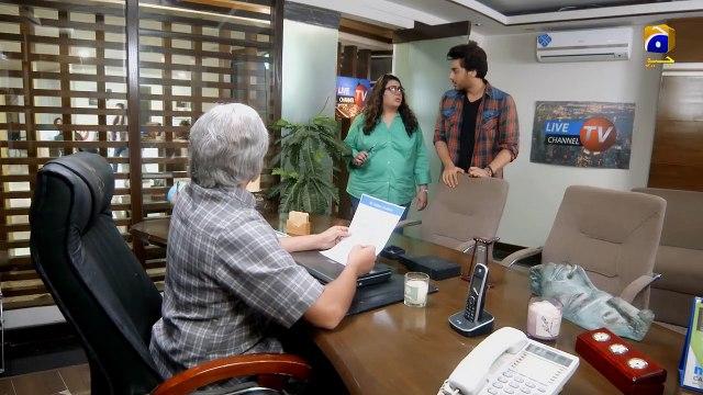 Shahrukh Ki Saaliyan Episode 07 - 14th July 19 - HAR PAL GEO DRAMAS